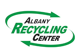 Albany Recycling Center - logo